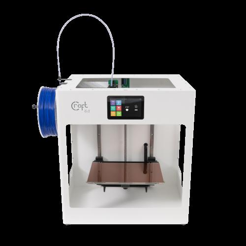 Craftbot Flow 3D Printer (White)